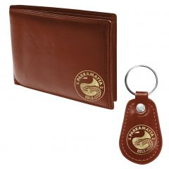 Parramatta Eels Pleather Wallet and Keyring Pack