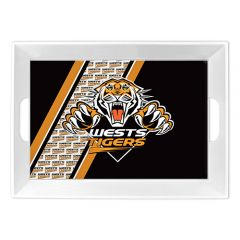Wests Tigers Melamine Tray