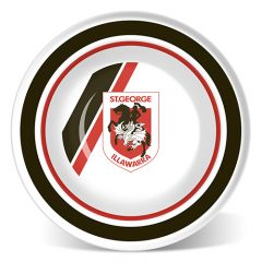 St George Dragons Melamine Bowl