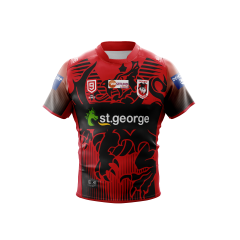 2020 St George Dragons ADULTS Nines Jersey