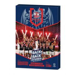 2019 Sydney Roosters Premiership Canvas Photo