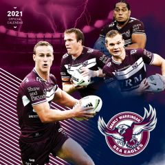 2021 Manly Sea Eagles Calendar
