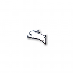 South Sydney Rabbitohs Heritage Pin
