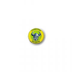 Canberra Raiders Heritage Pin