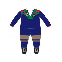 New Zealand Warriors Infant Footysuit