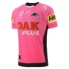 2020 Penrith Panthers ADULTS Pink Alternate Jersey