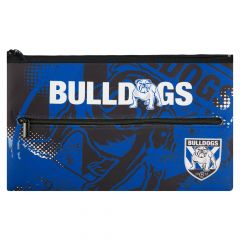 Canterbury Bulldogs Neoprene Pencil Case