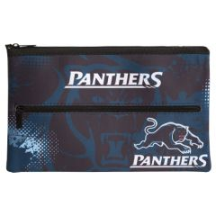 Penrith Panthers Neoprene Pencil Case