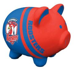 Sydney Roosters Piggy Bank