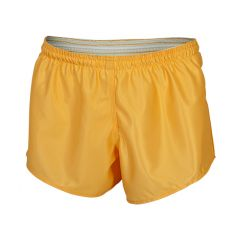 Classic Plain Polyester Shorts KIDS Dark Gold