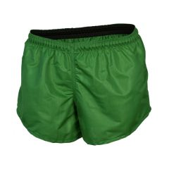 Classic Plain Polyester Shorts KIDS Emerald