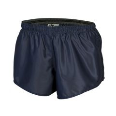 Classic Plain Polyester Shorts KIDS Navy