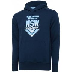 2020 NSW Blues ADULTS Whatever It Takes Hoody
