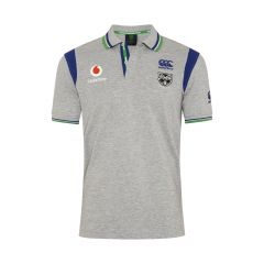 2020 New Zealand Warriors ADULTS Media Polo