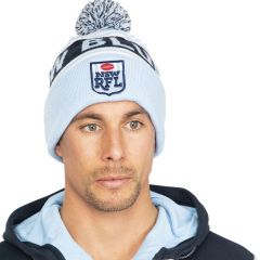 2020 NSW Blues Pom Pom Beanie