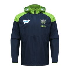 2021 Canberra Raiders ADULTS Wet Weather Jacket