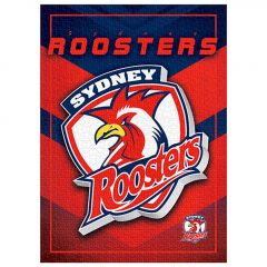 Sydney Roosters 1000 Piece Jigsaw Puzzle