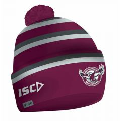 2019 Manly Sea Eagles ISC Beanie