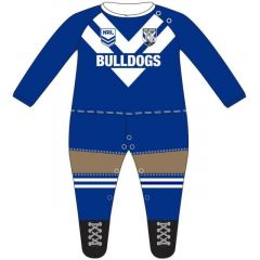 Canterbury Bulldogs Infant Footysuit