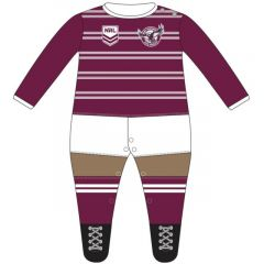Manly Sea Eagles Infant Footysuit