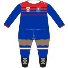 Newcastle Knights Infant Footysuit