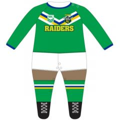 Canberra Raiders Infant Footysuit