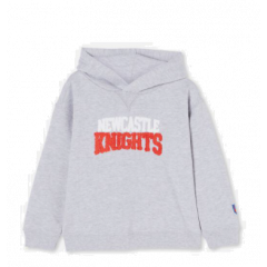 Newcastle Knights KIDS Embroidered Hoodie