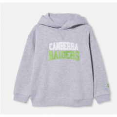 Canberra Raiders KIDS Embroidered Hoodie