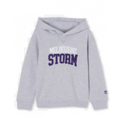 Melbourne Storm KIDS Embroidered Hoodie