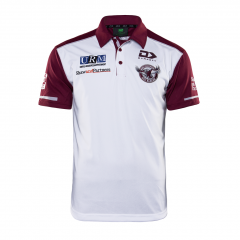 2020 Manly Sea Eagles ADULTS Media Polo