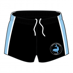 Cronulla Sharks Retro Supporter Shorts