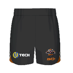 2020 Wests Tigers ADULTS Training Shorts