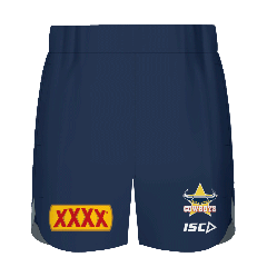2020 North QLD Cowboys ADULTS Training Shorts