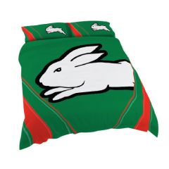 South Sydney Rabbitohs Queen Doona Cover