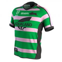 2019 South Sydney Rabbitohs WIL Pink KIDS Jersey
