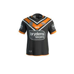 2020 Wests Tigers ADULTS Home Jersey