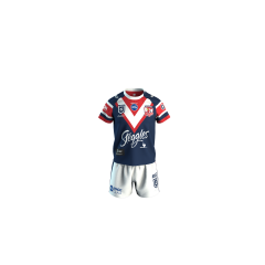 2020 Sydney Roosters TODDLER Home Jersey Set