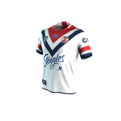 2020 Sydney Roosters ADULTS Away Jersey