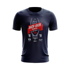 2019 Sydney Roosters ADULTS Premiership Tee