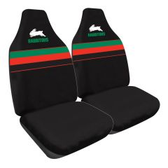 South Sydney Rabbitohs Car Seat Cover