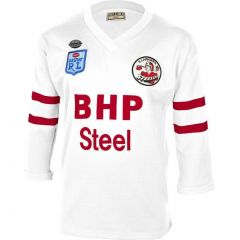 1987 Illawarra Steelers Alternate Retro Jersey