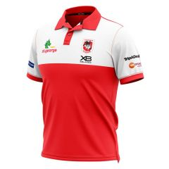 2020 St George Dragons ADULTS Media Polo