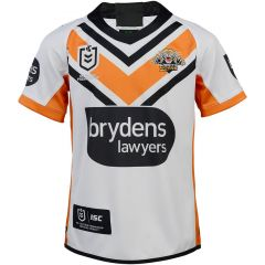 2020 Wests Tigers KIDS Away Jersey
