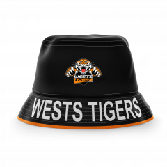 West Tigers Bucket Hat