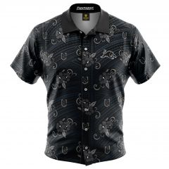 Penrith Panthers Tribal Button Up Shirt