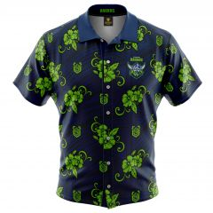 Canberra Raiders Tribal Button Up Shirt