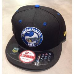 Parramatta Eels 9FIFTY New Era Black Snapback
