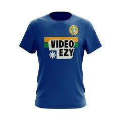 Canberra Raiders Retro Video Ezy Tee