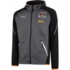 2019 Wests Tigers ADULTS Tech Pro Hoody
