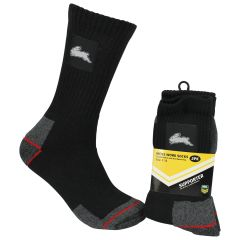 South Sydney Rabbitohs Work Socks (2 PACK)